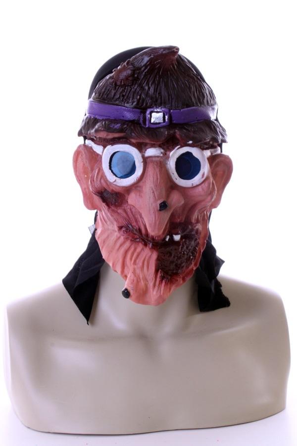 Masker piloot met bril 2 assortie 1