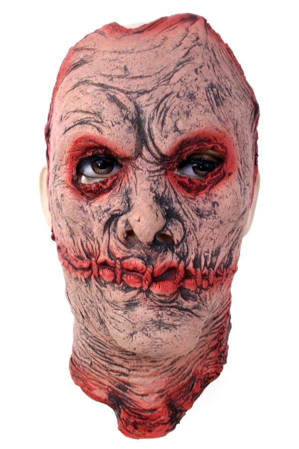 Gezichtmasker littekens 1
