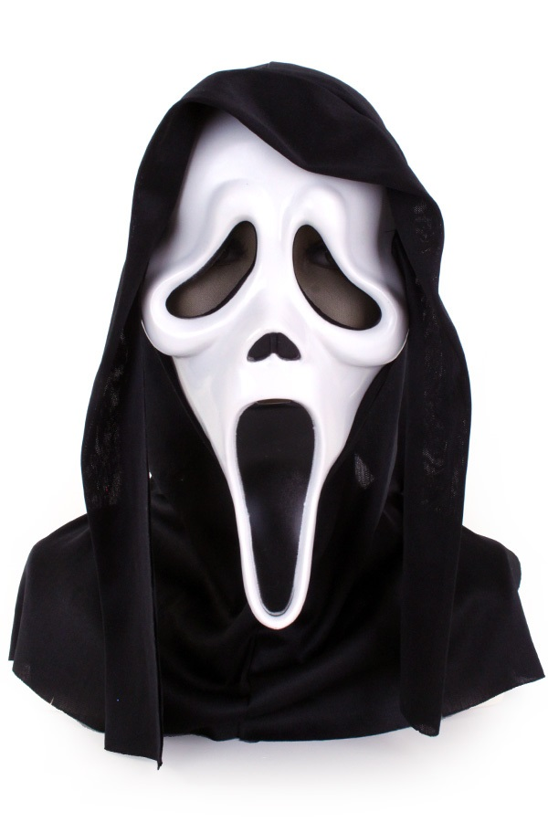 Scream masker 1