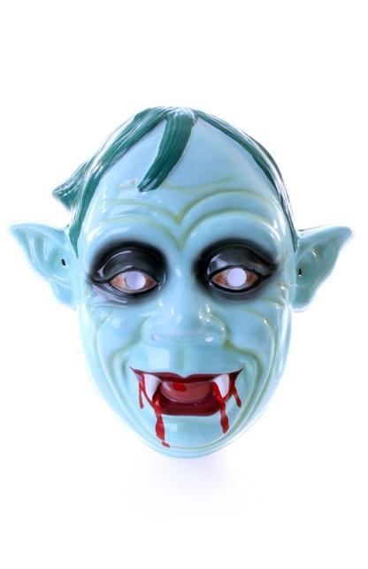 Masker zombie opa 1