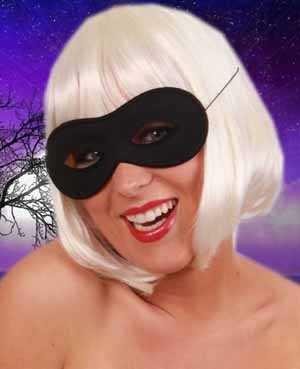 Oogmasker farfalla zwart  1
