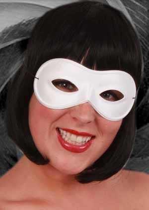 Oogmasker farfalla wit 1