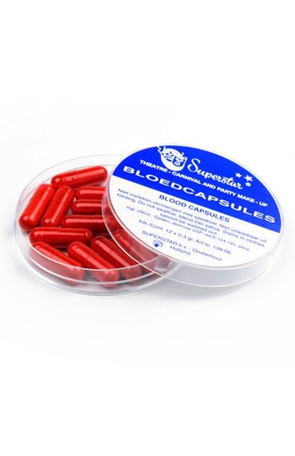 Bloedcapsules 12 stuks 1