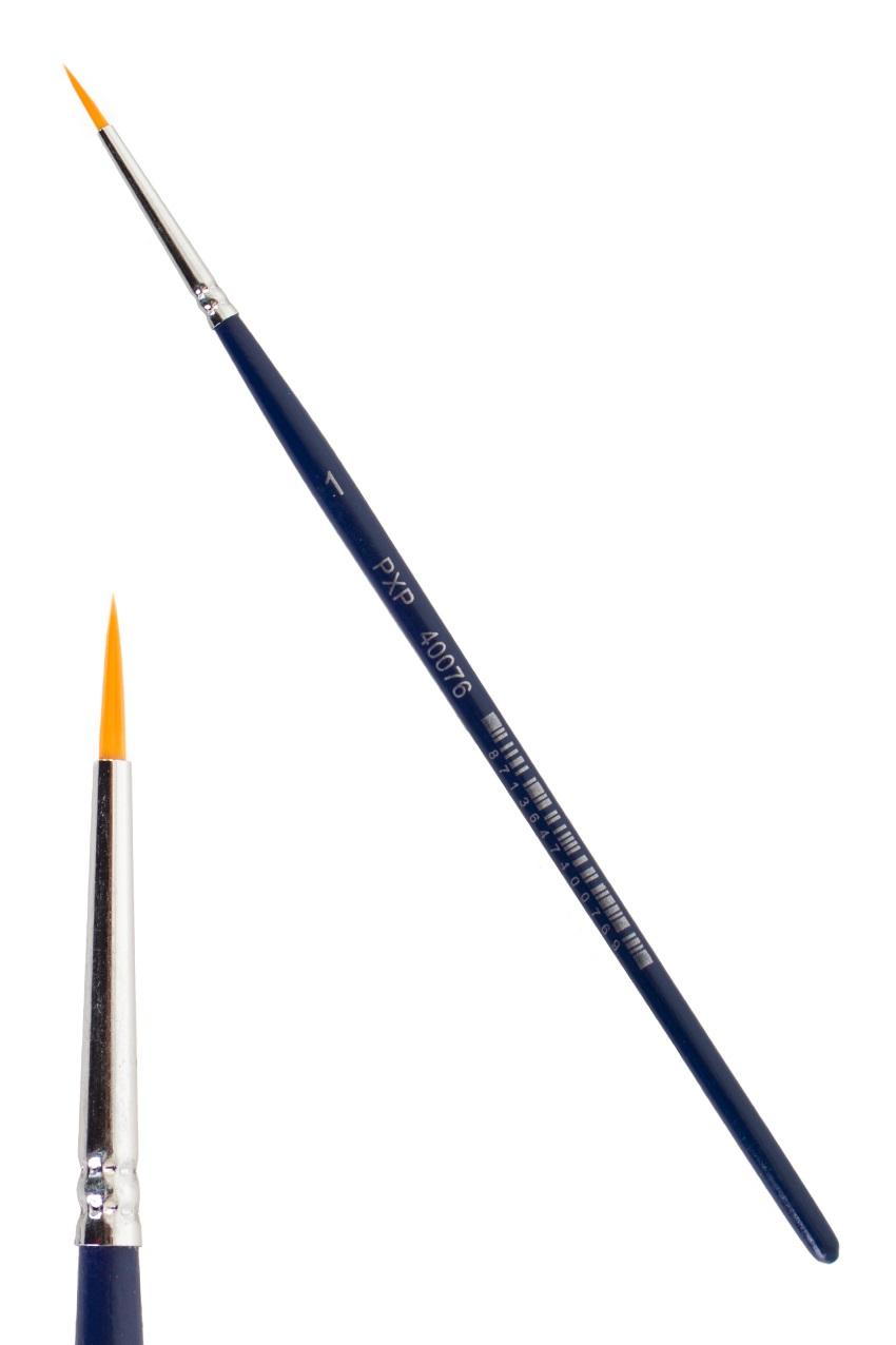 PXP penseel spits nr. 1  mt
