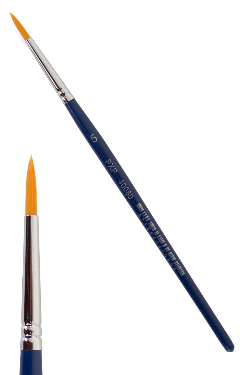 PXP penseel spits nr. 5  mt