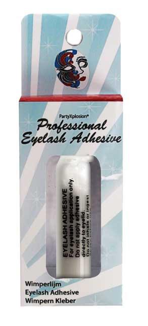PXP Wimperlijm wit in glazen flesje 1