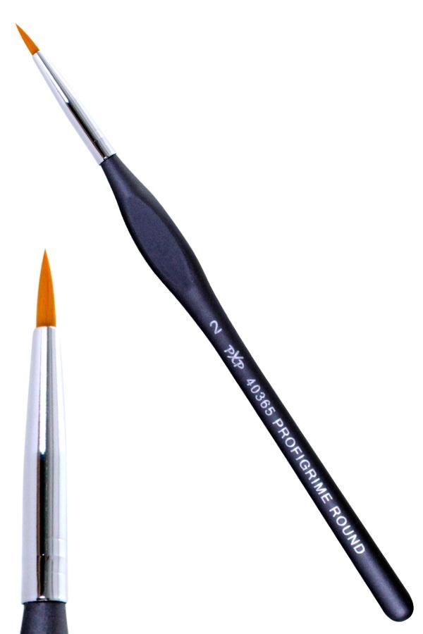 PXP penseel rond ergonomisch profigrime mt 2 1