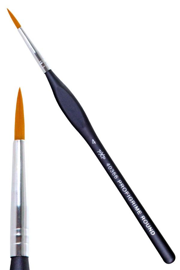 PXP penseel rond ergonomisch profigrime mt 4 1