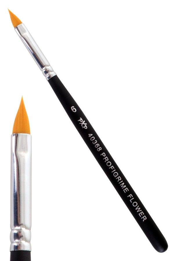 PXP penseel bloem synthetisch profigrime mt 6 1