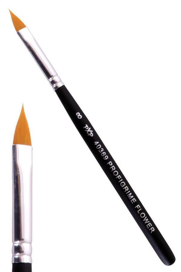 PXP penseel bloem synthetisch profigrime mt 8 1