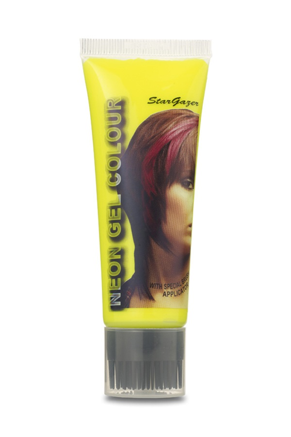 Stargazer hair gel UV Neon Yellow 1