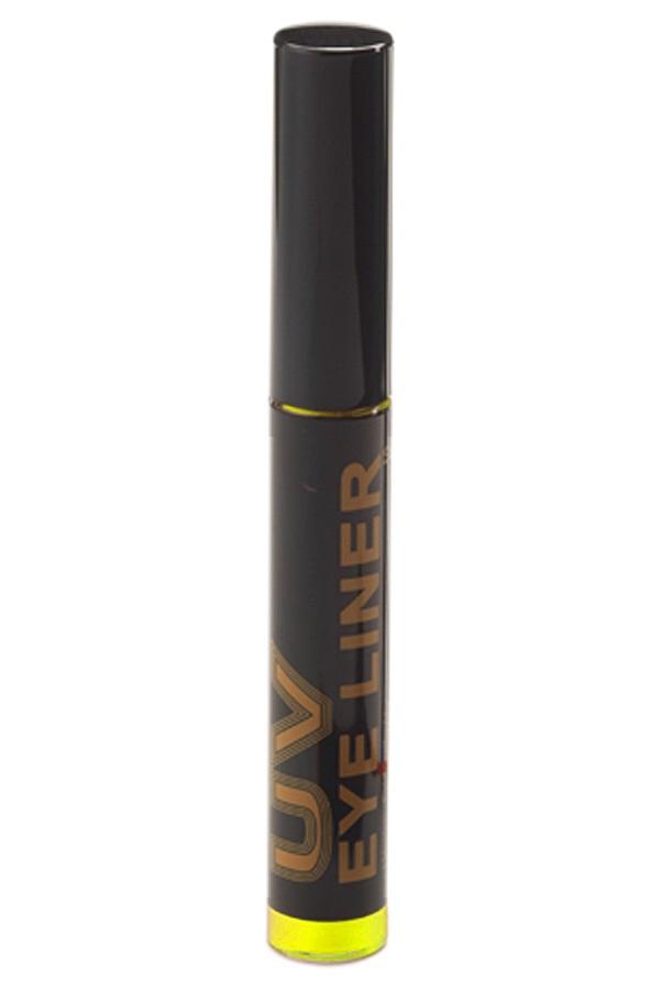 UV Neon eyeliner yellow  1