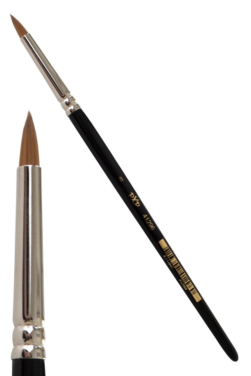 PXP Bloemblad penseel mt 8 1