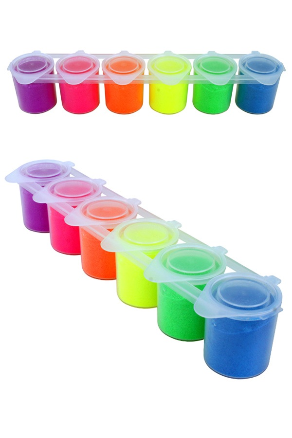 UV color set 6×22 gram  Ybody 1
