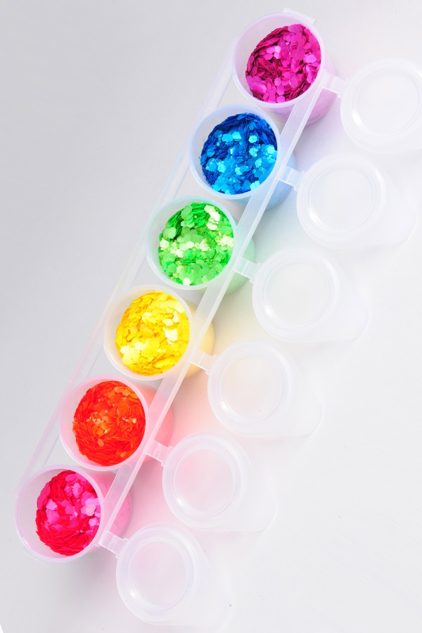 Glitter sixpack superstar Fluorecent 130 ml 1