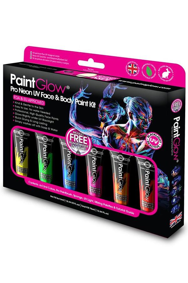 Box UV Face & Body Paint 1