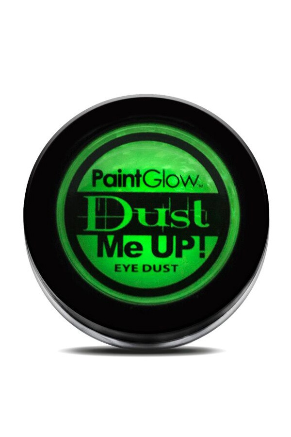 Neon UV Eye Dust Green 4 gr