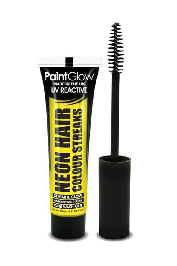 Hair Streaks Neon UV geel 15 ml
