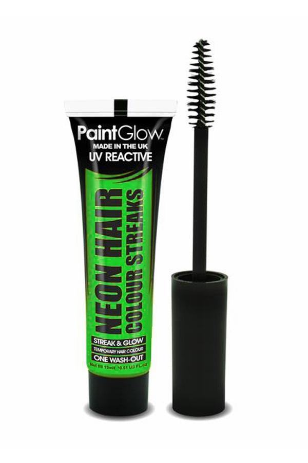 Hair Streaks Neon UV groen 15 ml