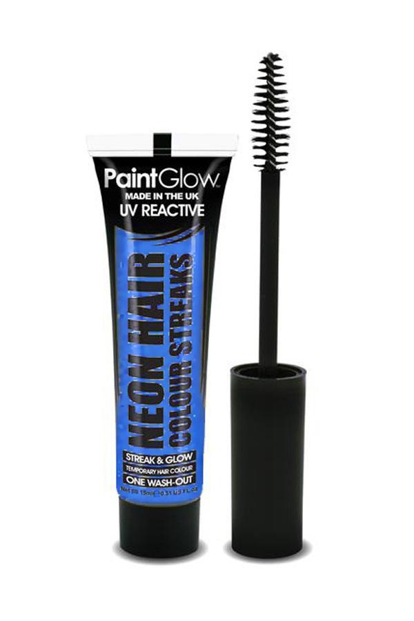 Hair Streaks Neon UV blauw 15 ml