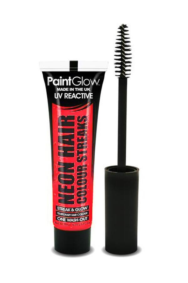 Hair Streaks Neon UV rood 15 ml