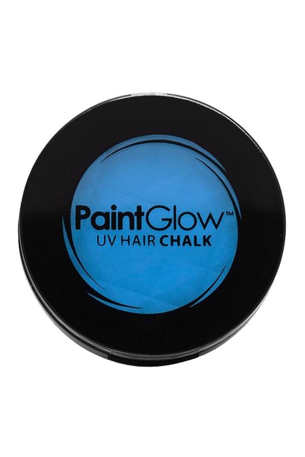 Hair Chalks Neon UV blauw 3,5 gr