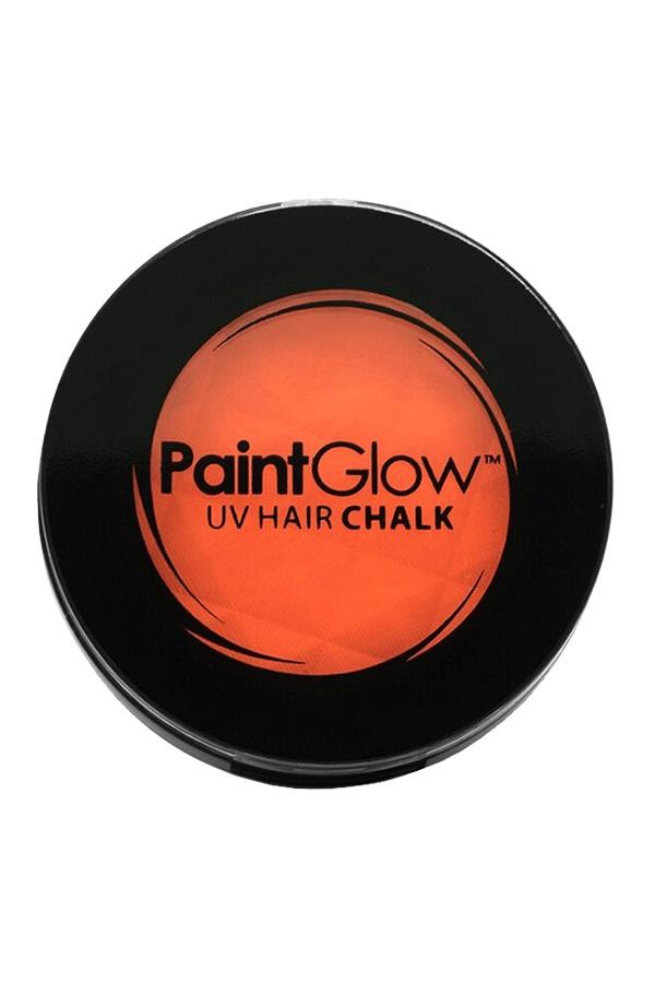 Hair Chalks Neon UV oranje 3,5 gr