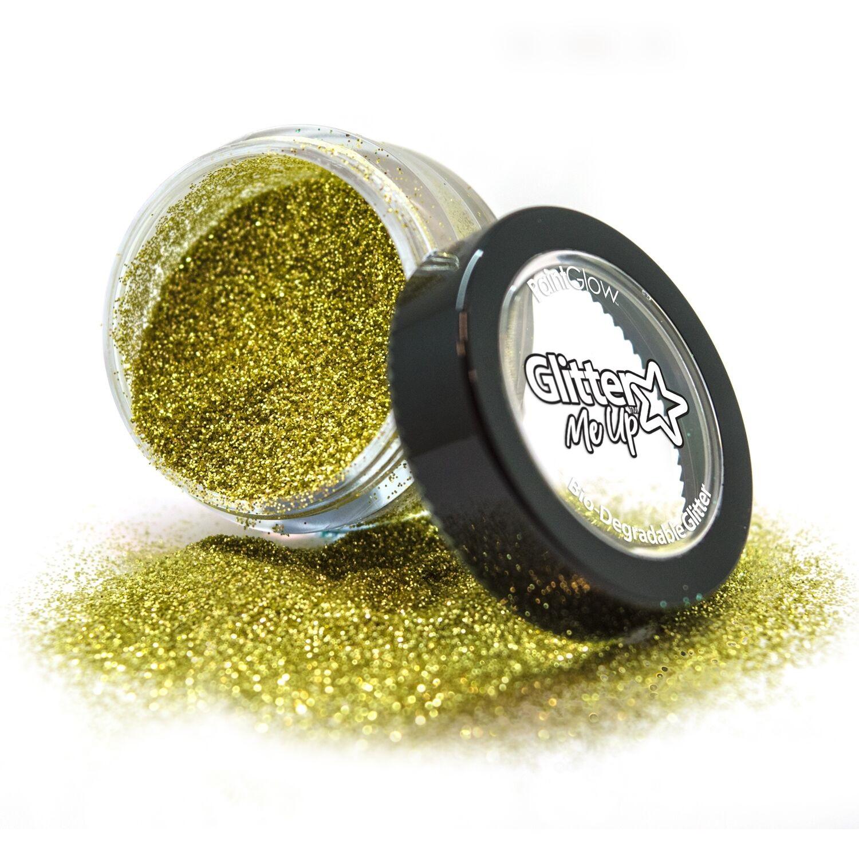 Biologisch afbreekbare fijne glitters 4 gr