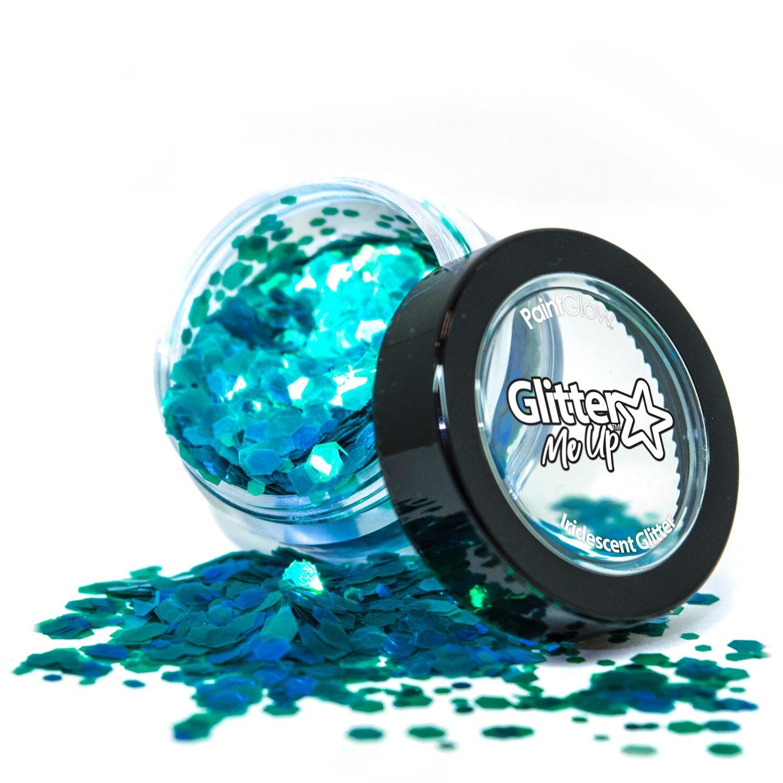 Fantasy chunky glitters 3 gram Leprechaun Luck 1