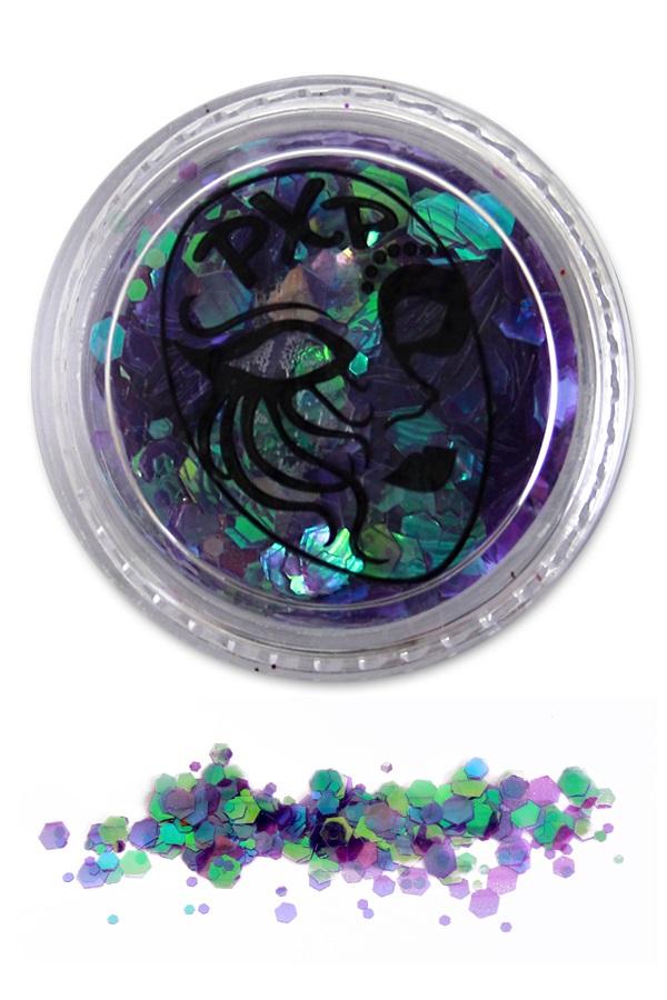 PXP Glitter Lavender Pearl Grove glitter 1