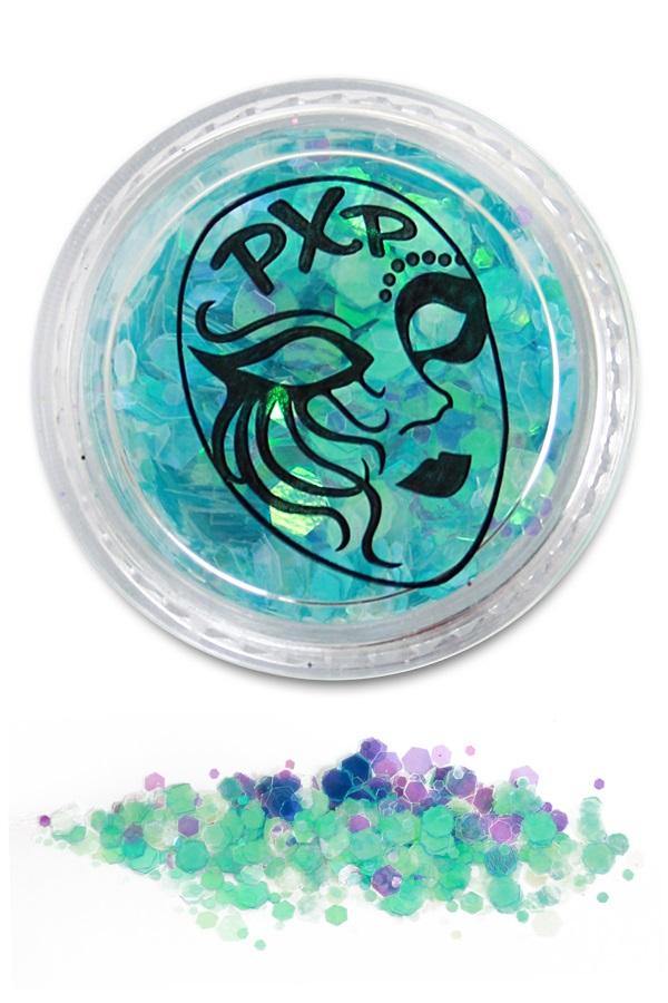 PXP Glitter Blue Mermaid Grove glitter 1