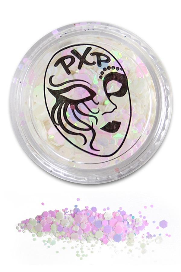 PXP Glitter Rosaline Pearl Grove glitter 1