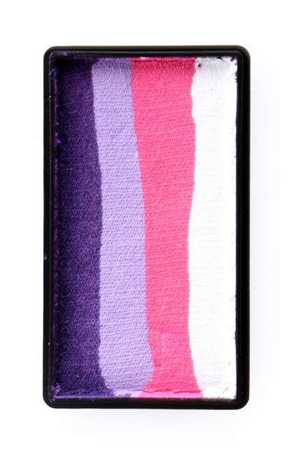 PXP 28 gram splitcake block oPurple   lavender   pink   white 1