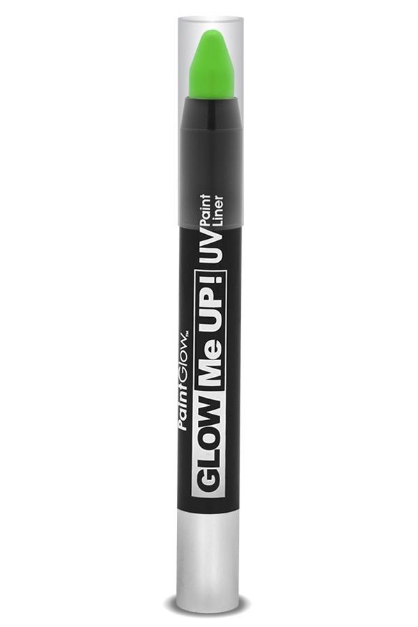 HD paint liner UV neon groen 2,5 gram 1