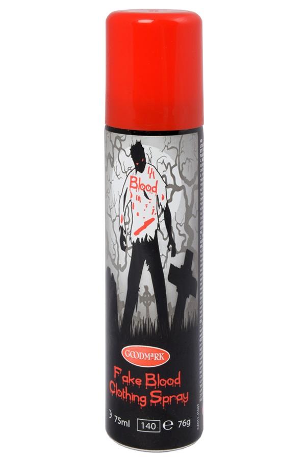 Bloed textielspray 75 ml 1