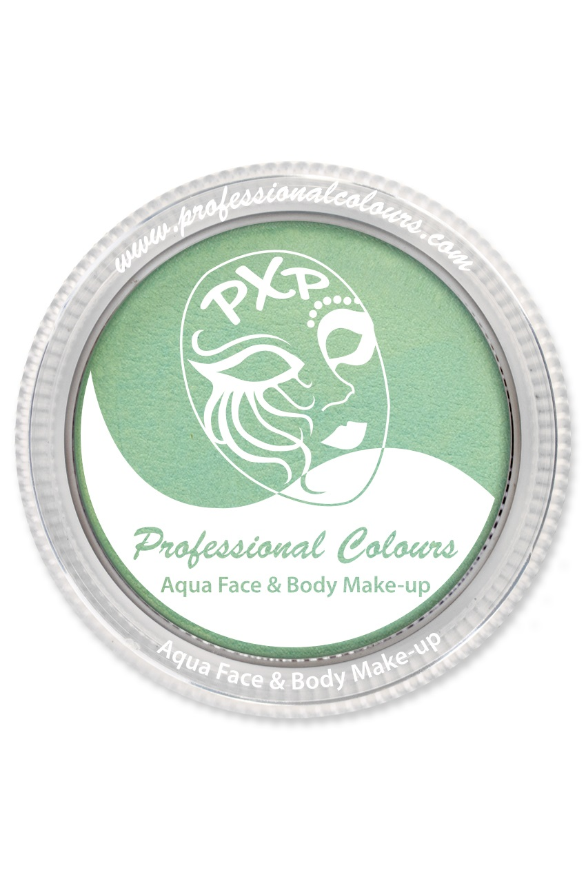 PXP Professional Colours 30 gram Soft Metallic Green 1