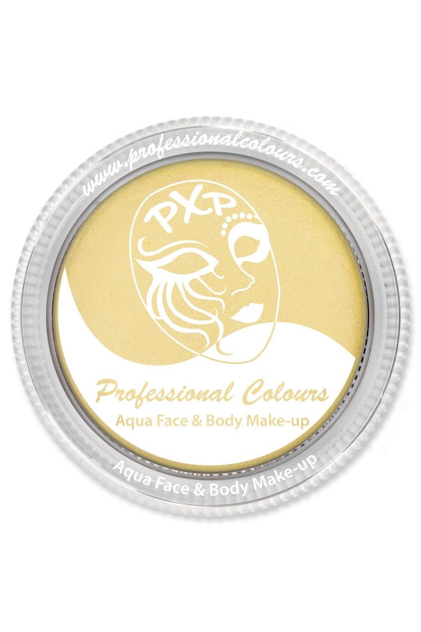 PXP Professional Colours 30 gram Soft Metallic Yellow 1