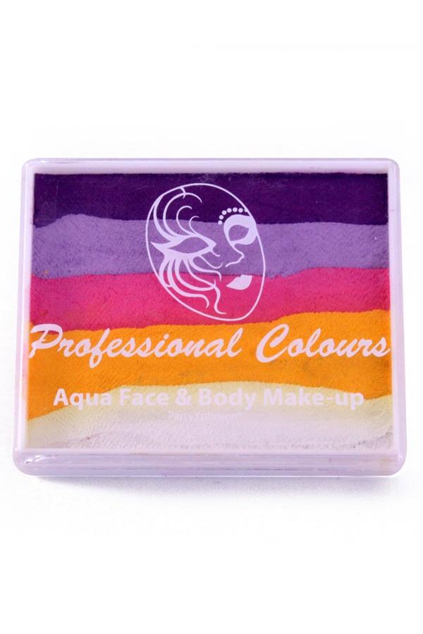 PXP 50 gram splitcake Violet | Lavender | Pink | Yellow | White 1