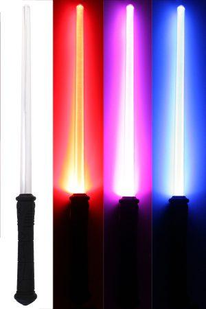 Space zwaard met licht en geluid 72 cm.
