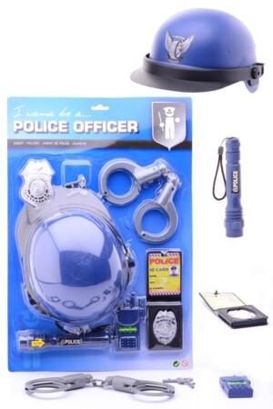 Politie set 6-delig