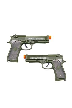 Speelgoed geweer groen Combat Force