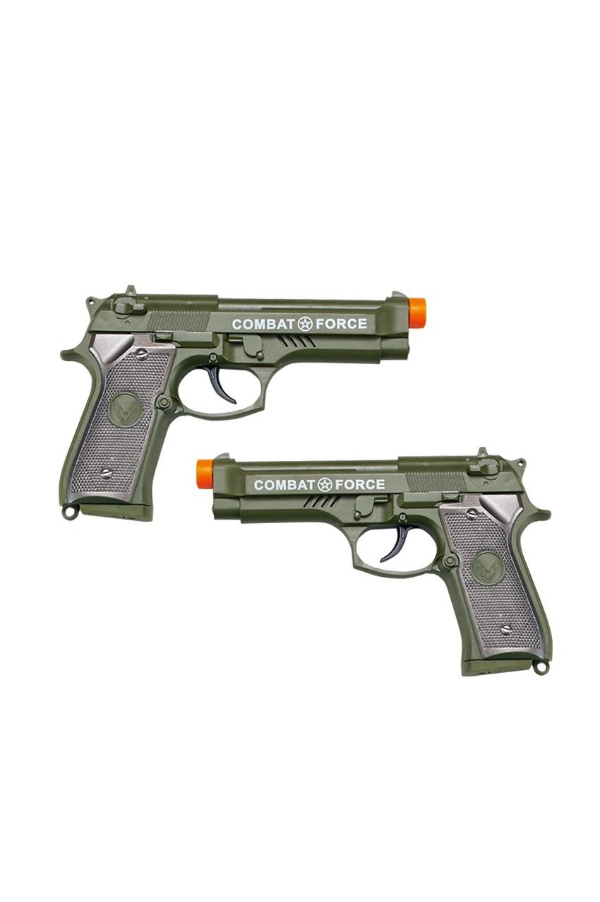 Speelgoed geweer groen Combat Force 1