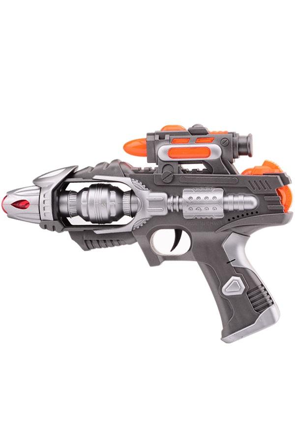 Space pistool met licht en geluid 1