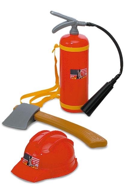 Brandweerman set 1