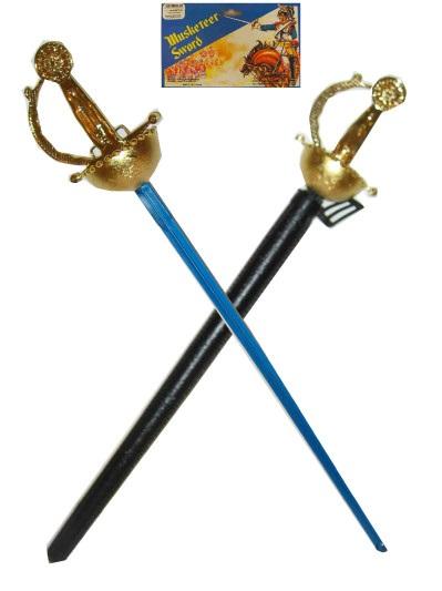 Musketier zwaard 1