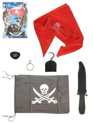 Piratenset 6-delig 1