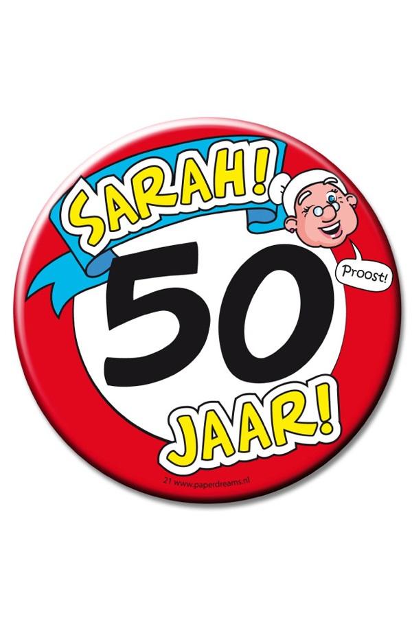 XL Button 50 sarah Ø10 cm