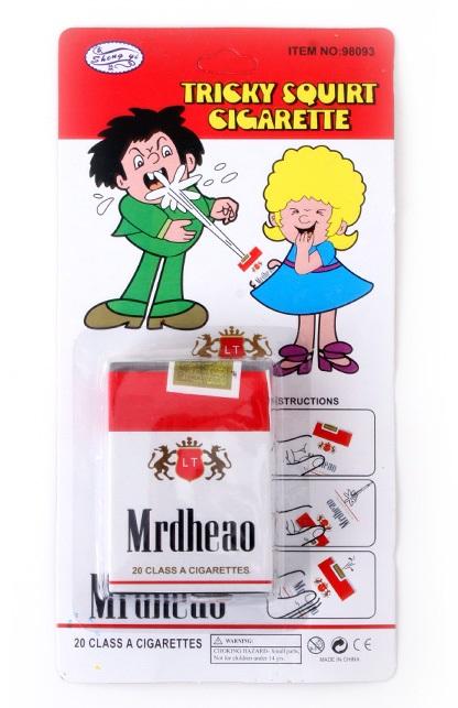 Tricky sigaretten 1
