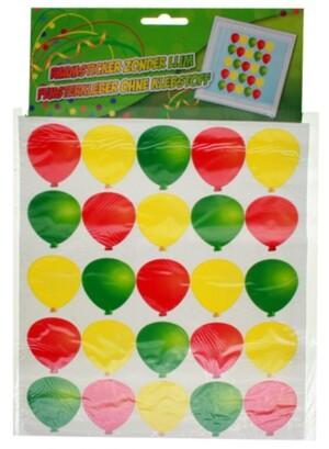 Adhesive ballonnen 35x50cm