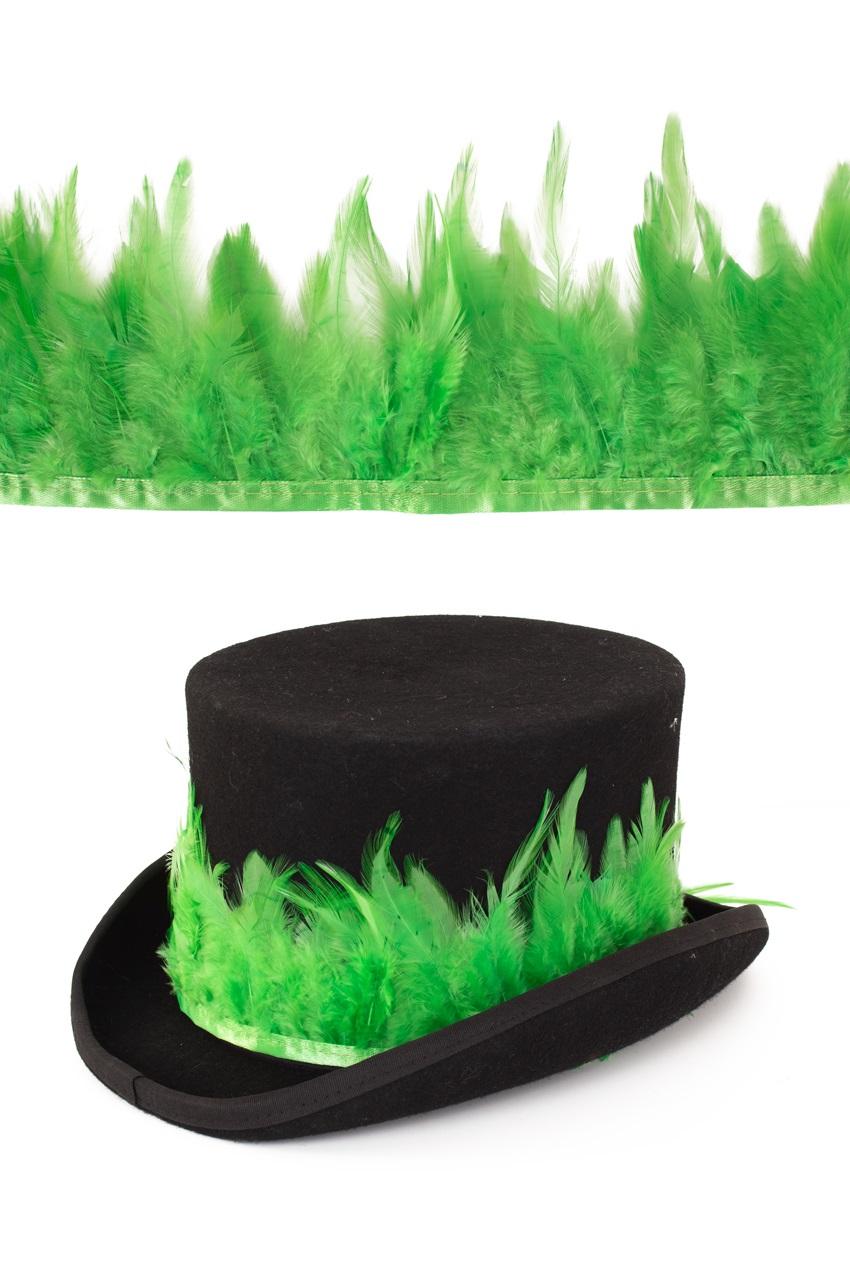 Veren op band licht groen 3m 1